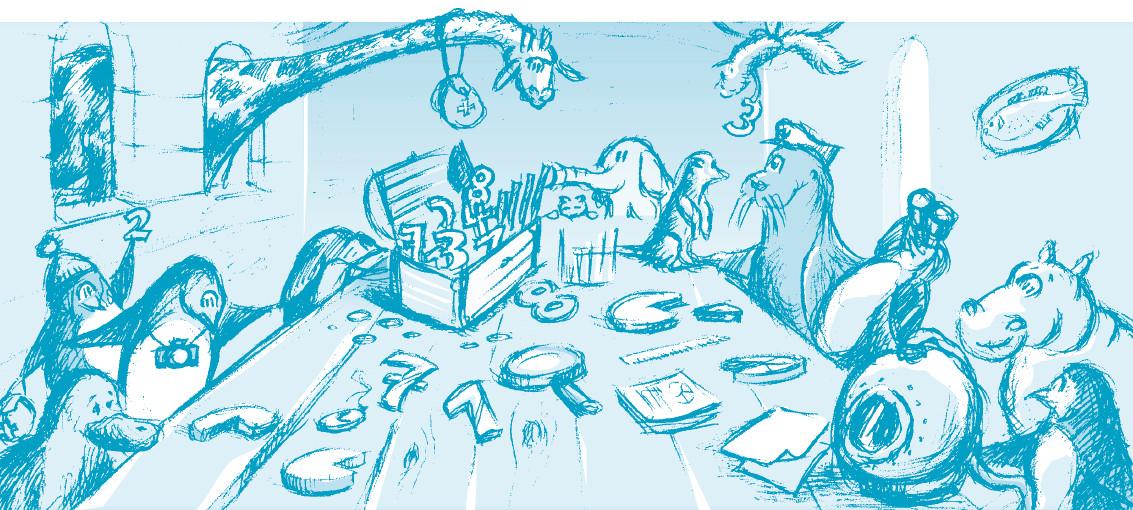 Illustration Datenerhebungsmethoden