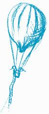 Illustration Fesselballon