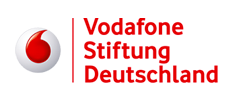 Logo Vodafone Stiftung